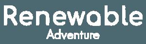 affittare terreni per fotovoltaico - Renewable Adventure logo bianco