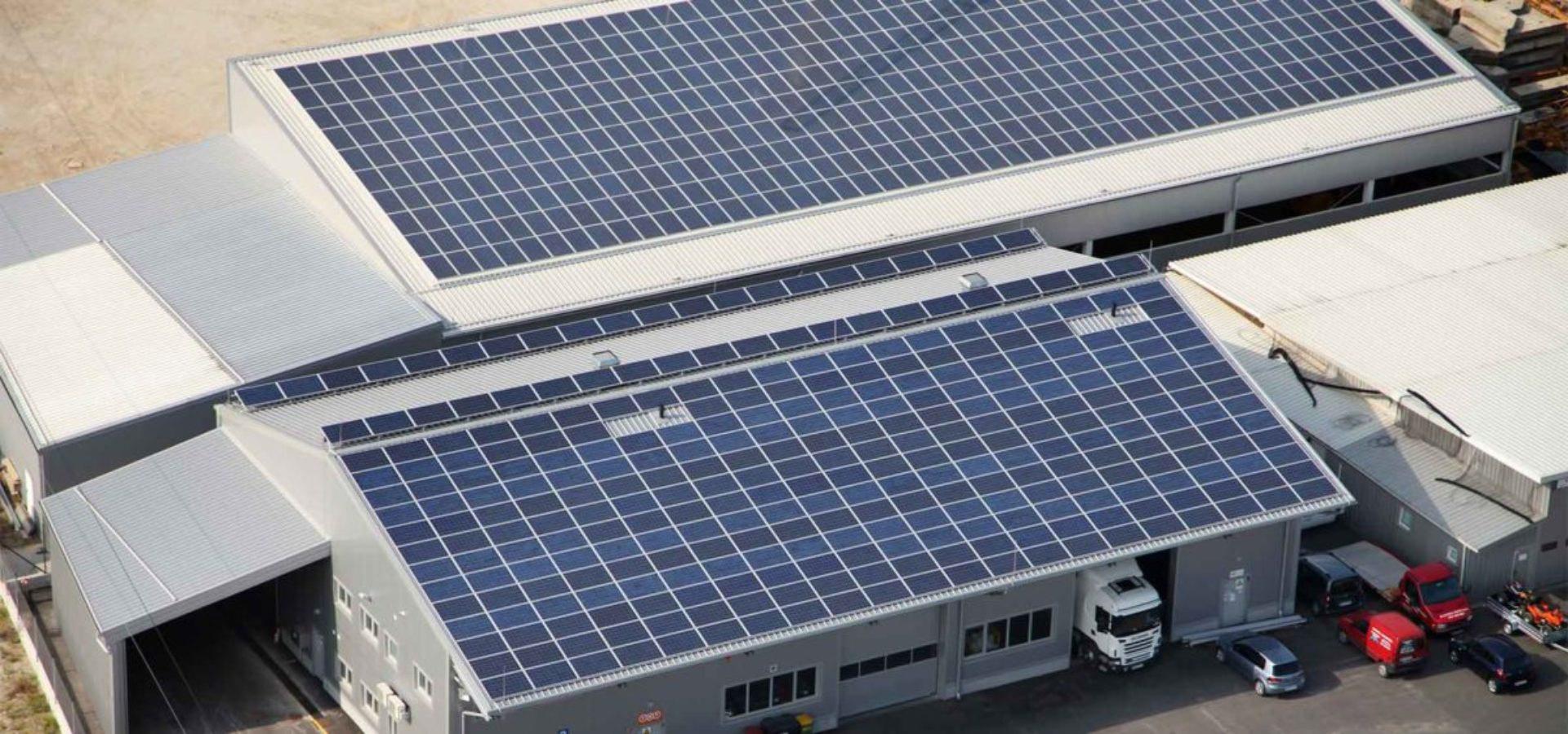 affitto tetto per fotovoltaico